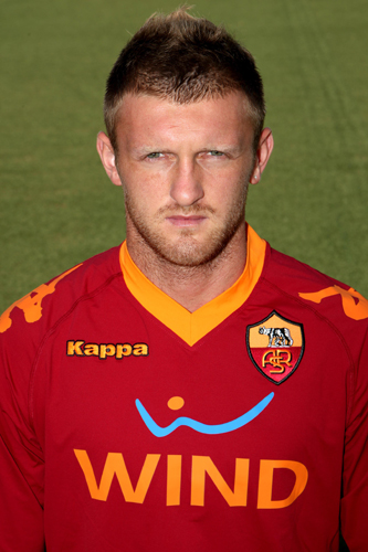 Adrian Pit, AS Roma